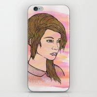 Do you love me? iPhone & iPod Skin