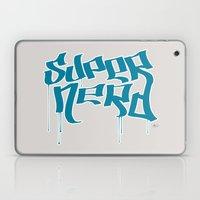 Super Nerd Laptop & iPad Skin