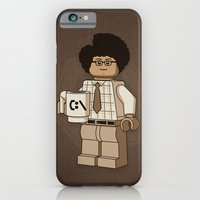 iPhone & iPod Case featuring I am a Giddy Goat! by powerpig