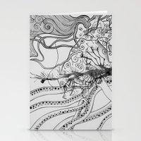 Magic Force / Original A… Stationery Cards