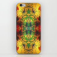 FX#191 - Inkblotticus iPhone & iPod Skin