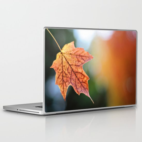 Autumn, the year's last, loveliest smile. Laptop & iPad Skin