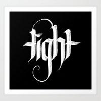 Tight Art Print