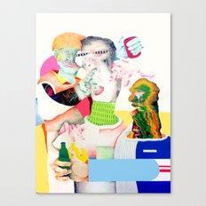LC 3 Canvas Print