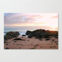 Sunrise over Bass Strait - Tasmania Canvas Print