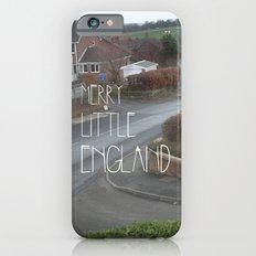 Merry Little England iPhone 6 Slim Case