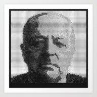 Mies Van Der Rohe Portra… Art Print