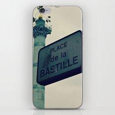 Bastille iPhone & iPod Skin