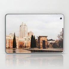 Templo de Debod Laptop & iPad Skin