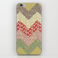 Zigzag iPhone & iPod Skin