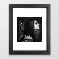 The Destroyer  Framed Art Print