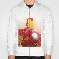 Iron Man Armor Hoody