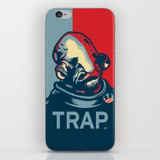TRAP iPhone & iPod Skin