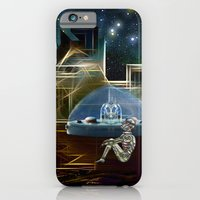 Do Aliens Get Lonely As … iPhone 6 Slim Case
