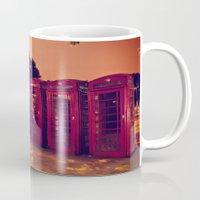 London Night Life  Mug