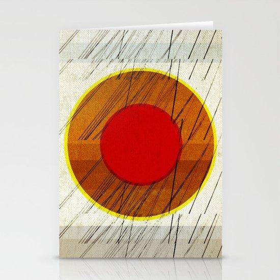 Sun Shower Stationery Card
