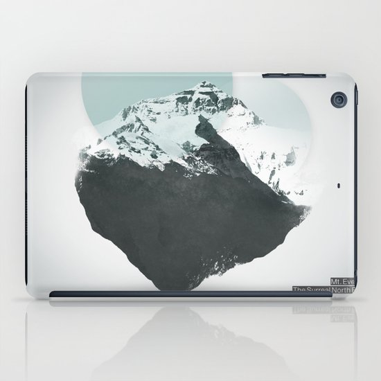 Mt. Everest - The Surreal North Face iPad Case