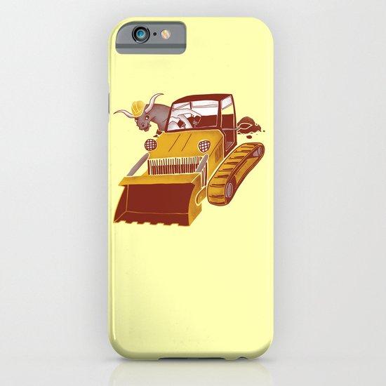 Bulldozin'  iPhone & iPod Case