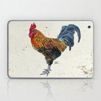 Rooster Harlow Laptop & iPad Skin