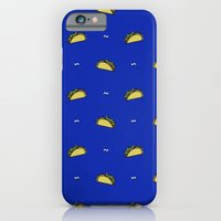 iPhone & iPod Case featuring LET'S TACO 'BOUT IT by SARAH KOHLER - TWENTYBLISS