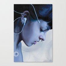 Listen Yourself Canvas Print