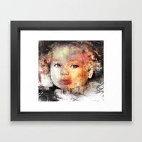 The Hurt Framed Art Print