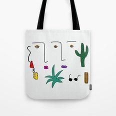 Desert Days  Tote Bag