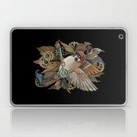 Clockwork Sparrow Laptop & iPad Skin