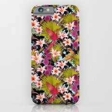 tropical lilly Slim Case iPhone 6s