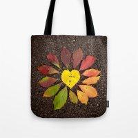 Leaf Love No.3 Tote Bag