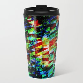 Travel Mug - GLITCHES - EXITVS