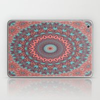 Tribal Medallion Rust Laptop & iPad Skin