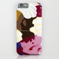 iPhone & iPod Case featuring Bigger Parfait by Eldon Ward
