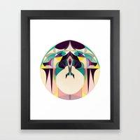 Aware Framed Art Print