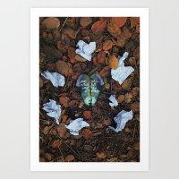 Nature Wisdom Art Print