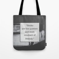 Books: The Quietest and Most Constant Tote Bag