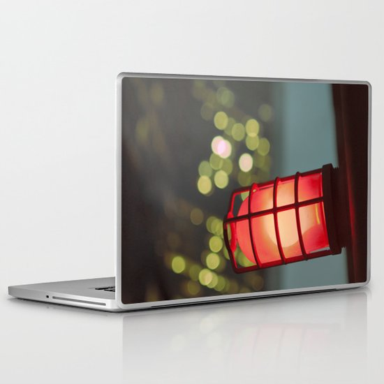 modern moonlight... Laptop & iPad Skin