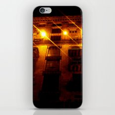 Night Crest 2 iPhone & iPod Skin