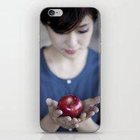 Apple, My Sweet? (Snow W… iPhone & iPod Skin