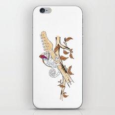 Envy - The Chameleon of Rock iPhone & iPod Skin