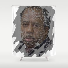 Stanley Hudson, The Office Shower Curtain