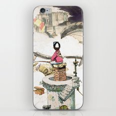 Dream Fishing iPhone & iPod Skin