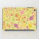 Oriental Blooms iPad Case