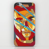 James Howlett iPhone & iPod Skin