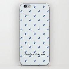 Bon Chance iPhone & iPod Skin