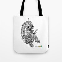 A Doodle Lives Inside of ME.  Tote Bag