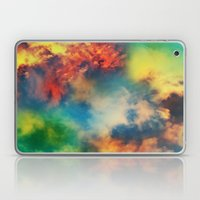 Cosmic Clouds Laptop & iPad Skin