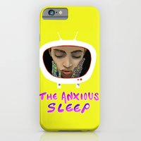 The Anxious Sleep iPhone 6 Slim Case