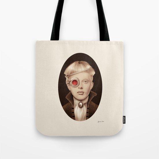 """Steampunk"" Tote Bag"