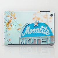 Meet Me At The Moonlite iPad Case